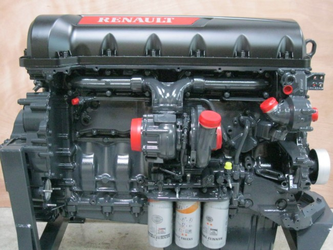 Renault Truck Engine Exchange And Renault Lorry Engine