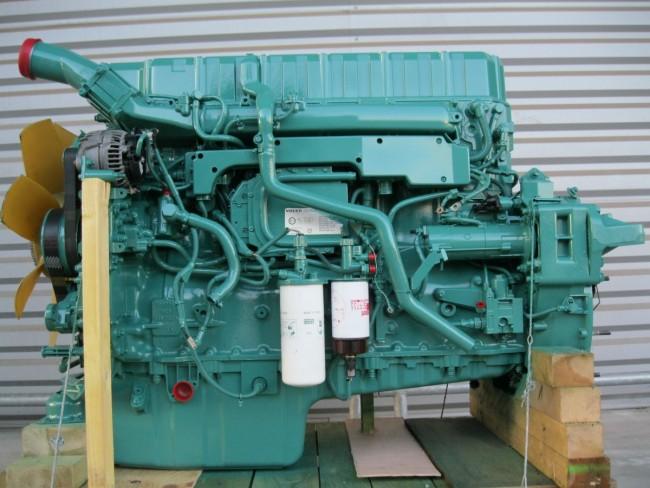 Industrial Agricultural Engine Exchange Refurbishment