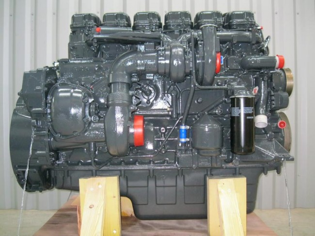 Scania Truck Engine Exchange and Scania Truck Engine Repair